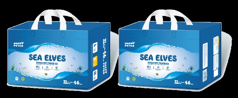 SEA ELVES海精靈弱酸性真絲拉拉褲系列