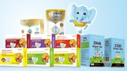 小象米塔營養品系列