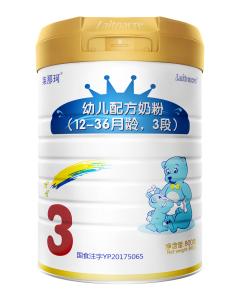 萊那珂幼兒配方奶粉3段