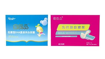 金贝儿软糖系列