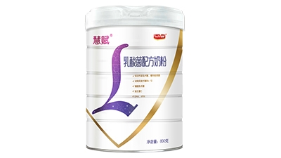 慧賦乳酸菌配方奶粉