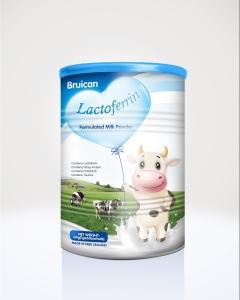 倍瑞可乳鐵蛋白調制乳粉