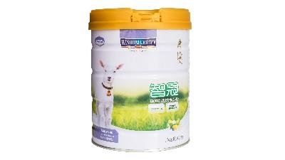 智冠孕产妇配方羊奶粉