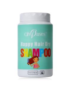欧比信OhBases蓬松造型免洗干洗爽发粉