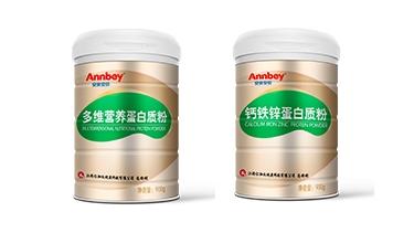 安亲安贝蛋白质粉系列