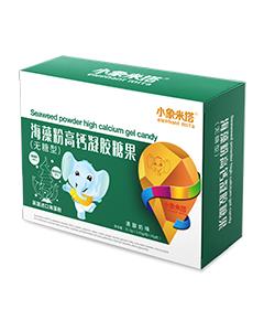 小象米塔海藻粉高钙凝胶糖果(无糖型)