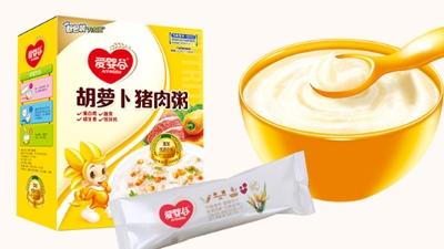 【愛嬰谷】速食營養粥輔食系列