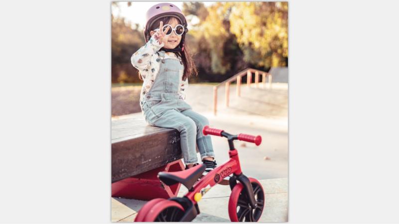 菲樂騎平衡車系列