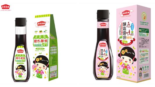 本家良田醬油系列