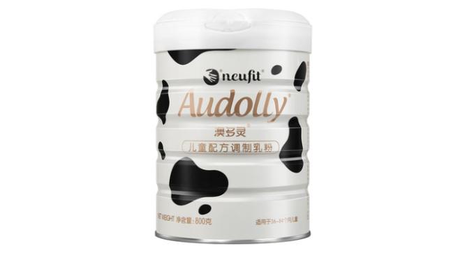 紐菲特澳多靈兒童配方奶粉系列