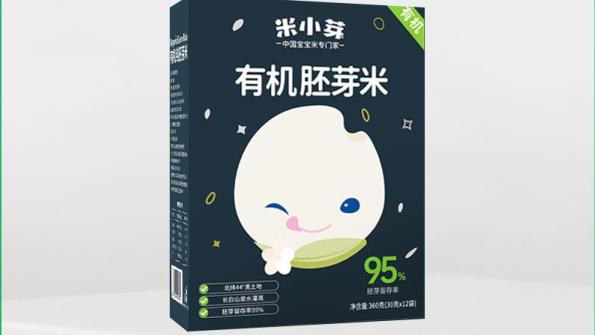 米小芽宝宝米系列