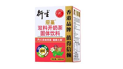 衍生開奶茶系列