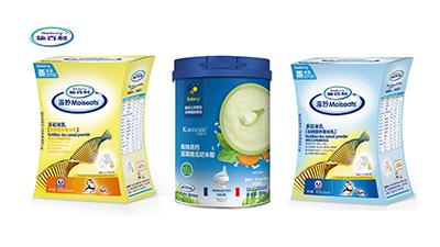 施百利嬰幼兒米粉米乳系列