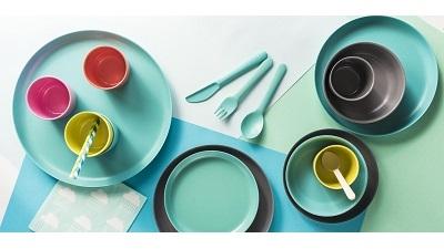 愛可博兒童餐具系列