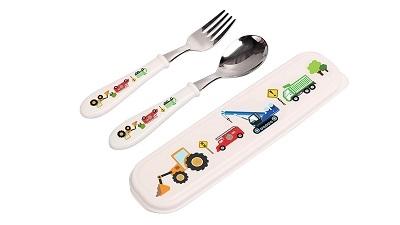 聯扣滴滴小汽車餐具系列