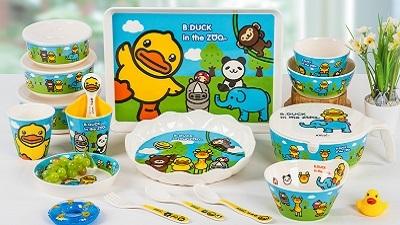 五和小黄鸭系列