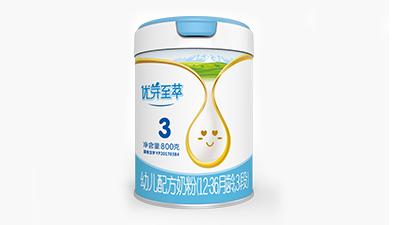 天山珍润优芽至萃(DHA)婴幼儿配方奶粉系列