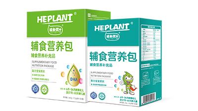 HEPLANT誠長優+輔食營養包系列
