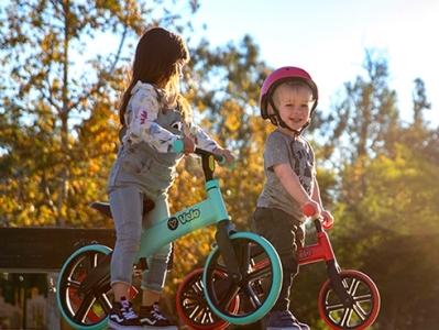 兒童平衡車招商|寶寶絢爛童年 Y·Volution菲樂騎來守護