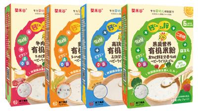 嬰童零輔食招經銷|本丁嬰禾谷系列產品,熱點品類,嬰標品質,速來get!