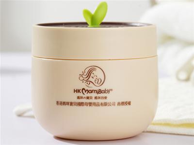 香港嗎媽咪寶貝秋冬護理|草本植物配方,溫和保濕