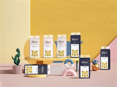 品质+颜值双在线 BeeUni必优妮婴儿纸尿裤面向浙江区域持续招商中
