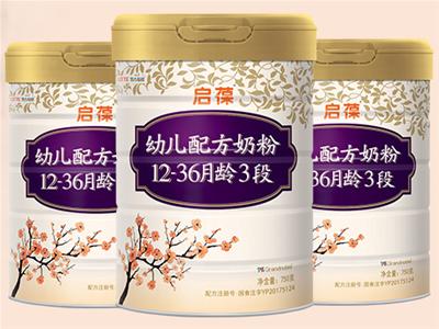 啟葆奶粉,鮮活制程工藝|全國大力招商