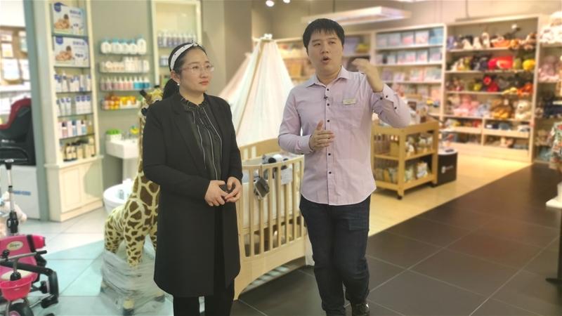 中国婴童网专访motherswork华东区经理ALEX